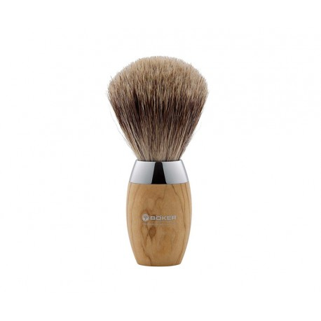 Shaving brush Böker Modern olive 04BO124