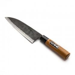 Yoshimitsu nůž Santoku 16,5cm Super Blue Steel
