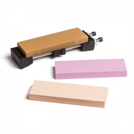 NANIWA universal set of sharpening stones Traditional