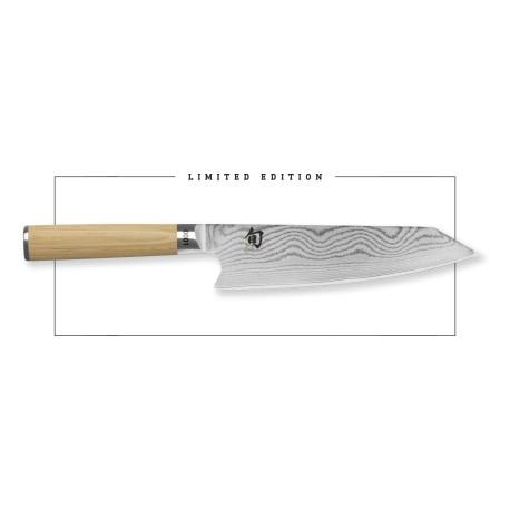 DM-0777W SHUN White nůž Kiritsuke 15cm KAI limitovaná edice