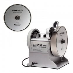 Tormek sharpener -2 with extra diamond wheel DWC-200