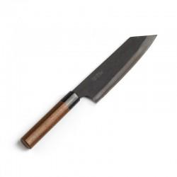 7316K Bunka knife 19 cm KYUSAKICHI Black ZDP189