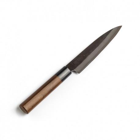 7375K Universal Knife 15 cm KYUSAKICHI Black ZDP189