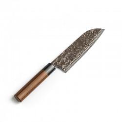 7401K Santoku nůž 18 cm KYUSAKICHI Damascus ZDP189