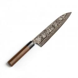 7431K Gyuto Chef knife 21 cm KYUSAKICHI Damascus ZDP189