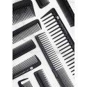 Set of 10 combs KASHO with pouch