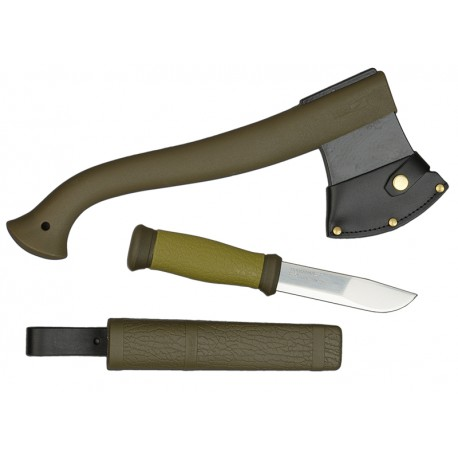 Morakniv Outdoor set knife and axe 1-2001