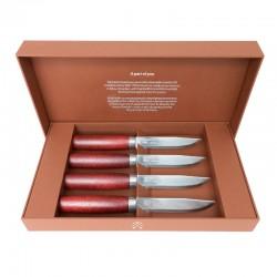 Set of 4 steak knives Morakniv Classic 13661