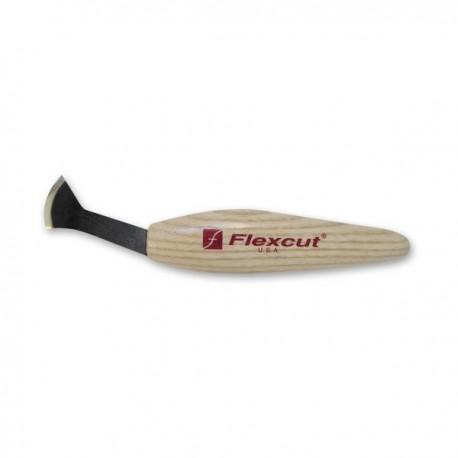 KN33 Hooked push knife Flexcut