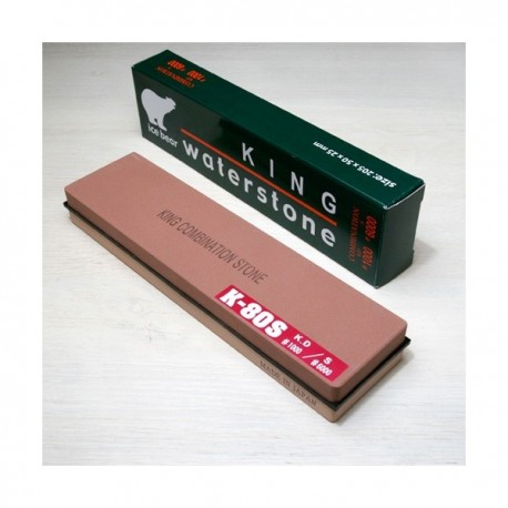Combination  250/1000 KING Japanese sharpening stone